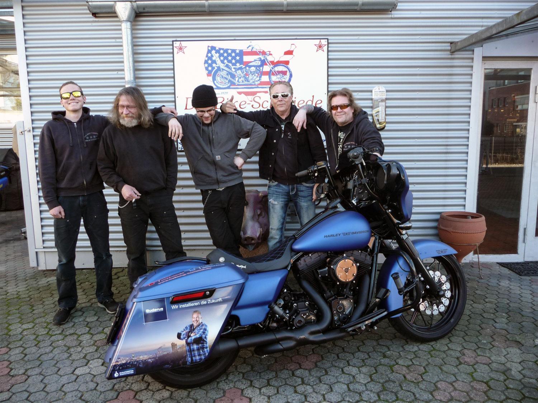 Das Bike Schmiede Team