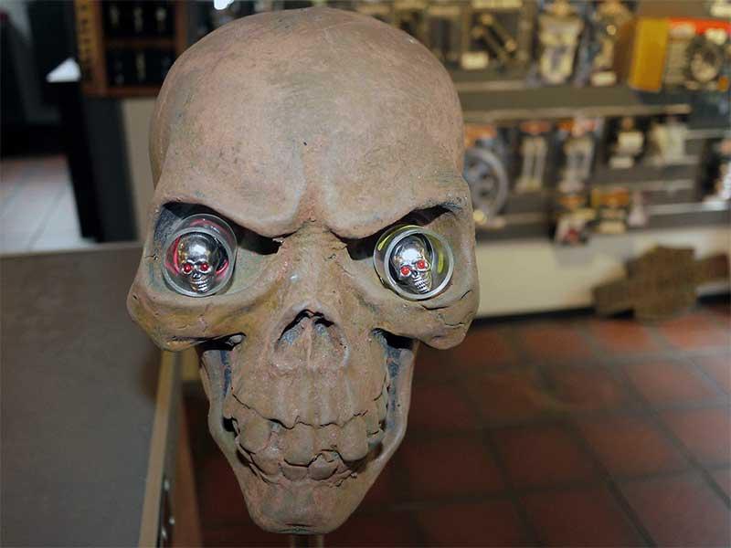 Skull Bike Schmiede