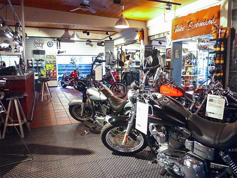 Showroom Bike Schmiede