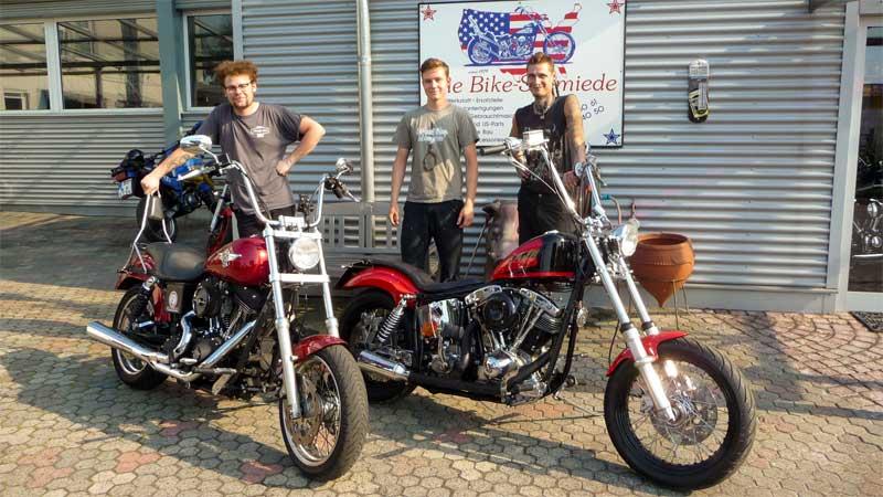 Crew Bike Schmiede