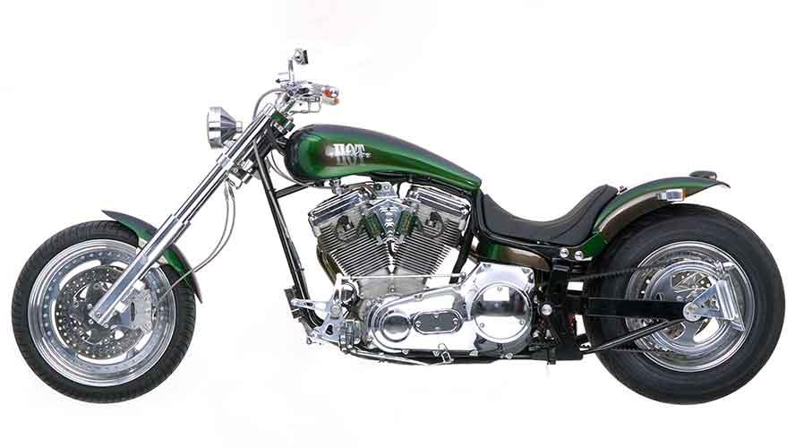 Custom Bike Hot-Rodder-links--2002