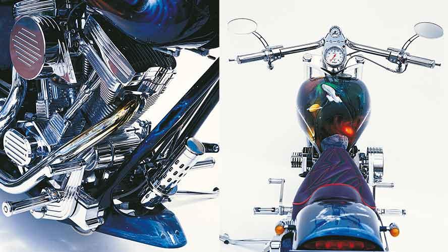 Invader-Bike-Schmiede