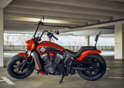 Indian Scout Bobber Umbau
